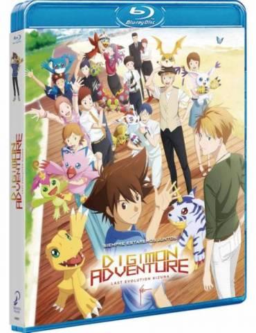 Digimon Adventure 20Th Anniversary (Bluray)