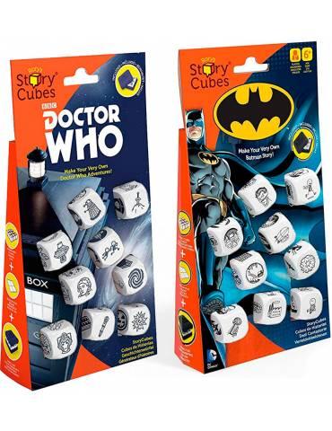 Pack Story Cubes Batman +...