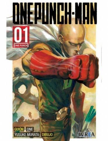One Punch-Man 01 (Comic)