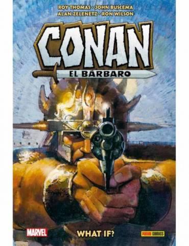 Biblioteca Conan. What If? Conan El Barbaro