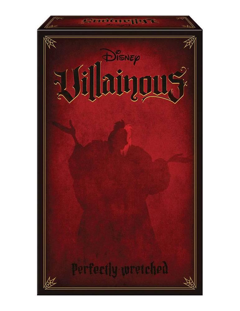 Disney Villainous: Perfectly Wretched (Inglés)