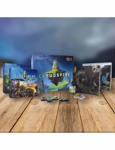 Pack Cloudspire + Expansiones