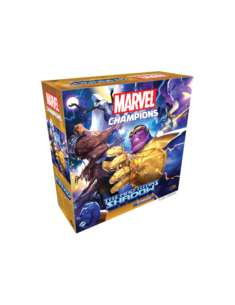 Marvel Champions: The Mad Titan's Shadow (Inglés)
