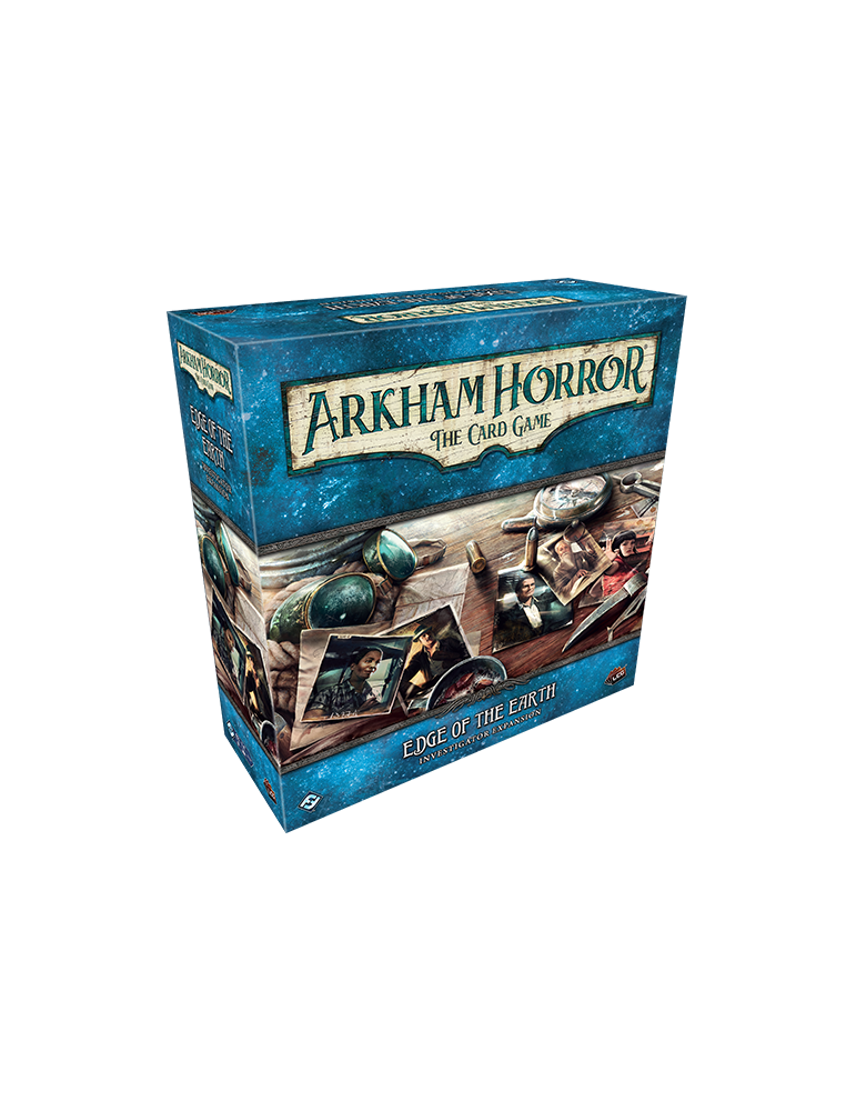Arkham Horror: The Card Game - Edge of the Earth Investigator Expansion (Inglés)