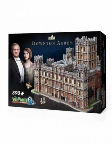 Puzle 3D Downtown Abbey: Downtown Abbey