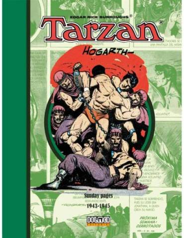 Tarzan Vol 4 (1943-1945)