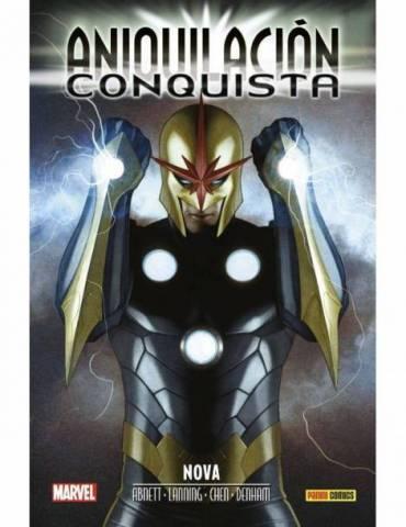 Aniquilación Saga 08. Aniquilación Conquista: Nova