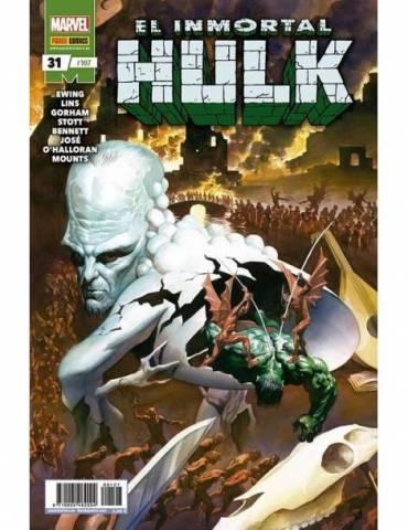 El Increible Hulk V.2 107 (El Inmortal Hulk 31)