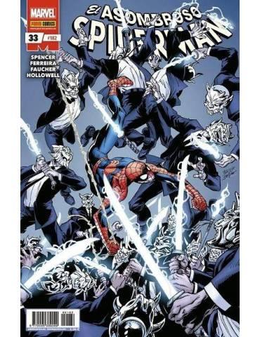 El Asombroso Spiderman 33 (182)