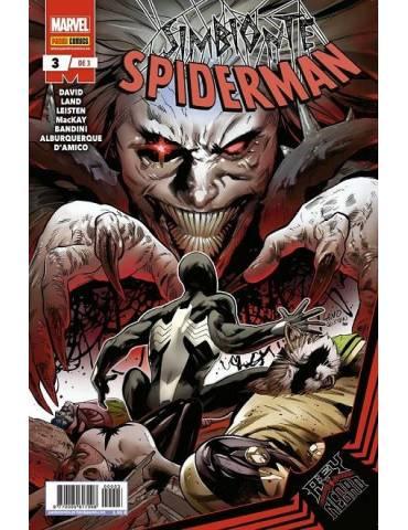 Rey de Negro: Simbionte Spiderman 03