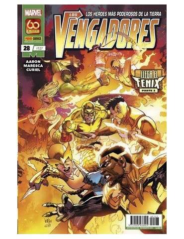 Los Vengadores 28 (127)