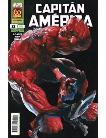 Capitán América 22 (121)