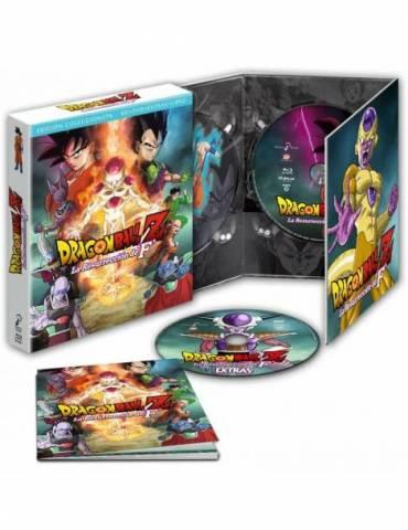 Dragon Ball Z: La Resurrección De F. Edición Extendida Coleccionista. (Blu-ray)