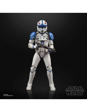 Figura Star Wars Clone Wars Black Series: Clone Pilot Hawk 15 cm