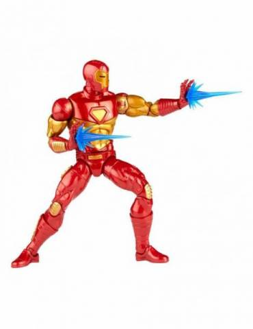 Figura Marvel Legends Ursa Major: Modular Iron Man 15 cm