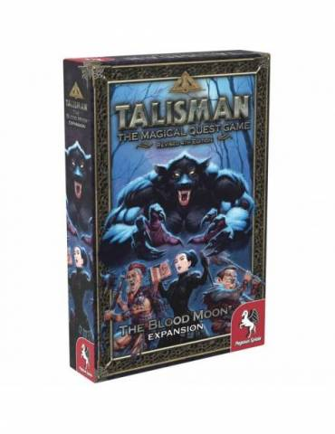 Talisman Revised 4th Edition: The Blood Moon Expansion (Inglés)