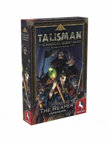 Talisman Revised 4th Edition: The Reaper Expansion (Inglés)