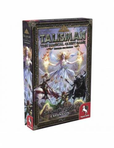 Talisman Revised 4th Edition: The Sacred Pool Expansion (Inglés)