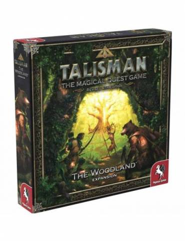 Talisman Revised 4th Edition: The Woodland Expansion (Inglés)