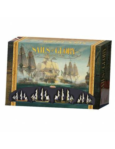 Sailsof Glory Napoleonic Wars Starter Set