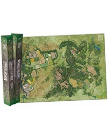 Wings Of Glory Game Mat Countryside