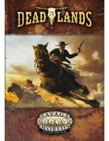 Deadlandas: el Extraño Oeste