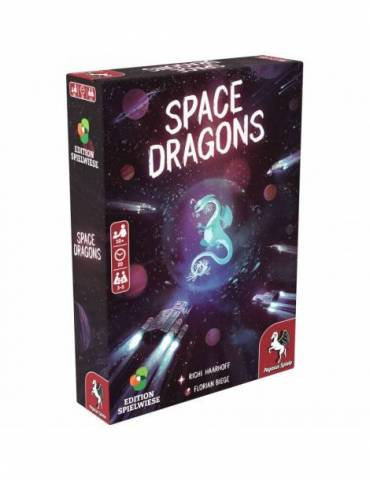 Space Dragons (Multi-Idioma)