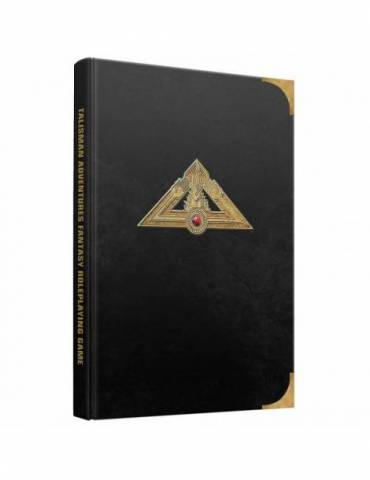 Talisman Adventures RPG - Core Rulebook Hardcover Limited Edition (Inglés)