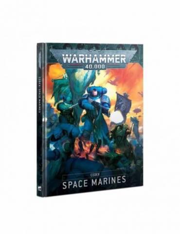Codex: Space Marines (Inglés)
