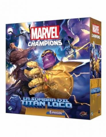 Marvel Champions: La sombra del titán loco (Castellano)