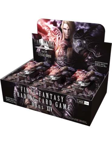 Final Fantasy TCG Opus XIV - Sobre de cartas