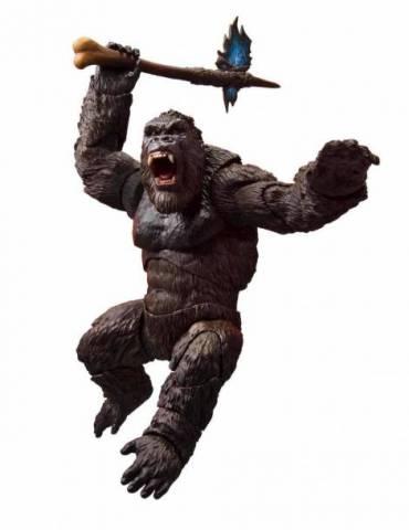 Figura Godzilla vs Kong 2021 SH Monsterarts: King Kong 14