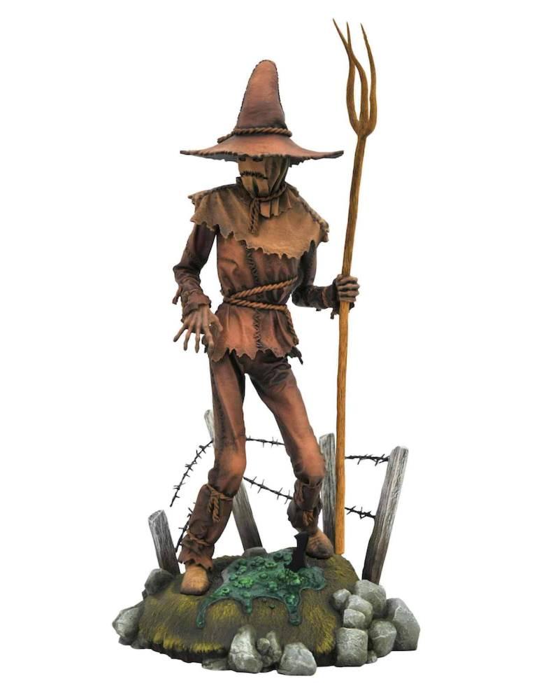 Diorama DC Comic Gallery: Espantapajaros (Scarecrow) 25 cm
