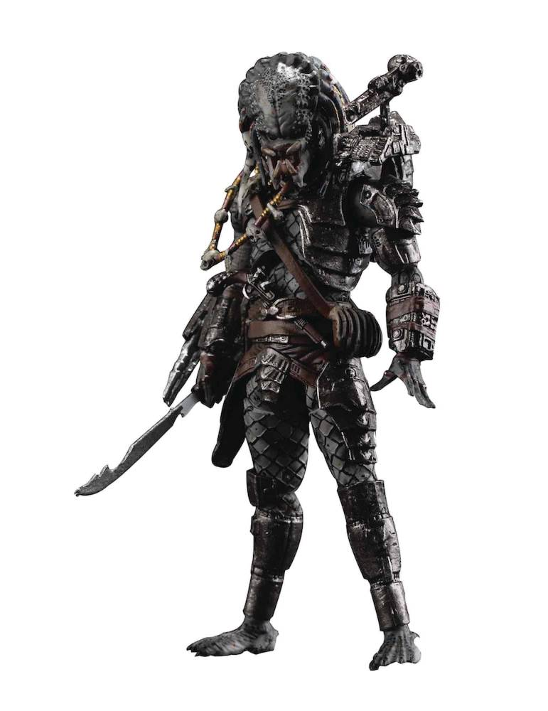 Figura Previews Exclusive Predator 2: Predator Elder Version 2  1/18 Scale
