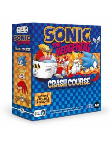 Sonic The Hedgehog Crash...