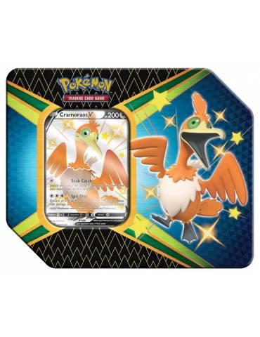 Pokémon JCC: Lata Destinos Brillantes - Cramorant V