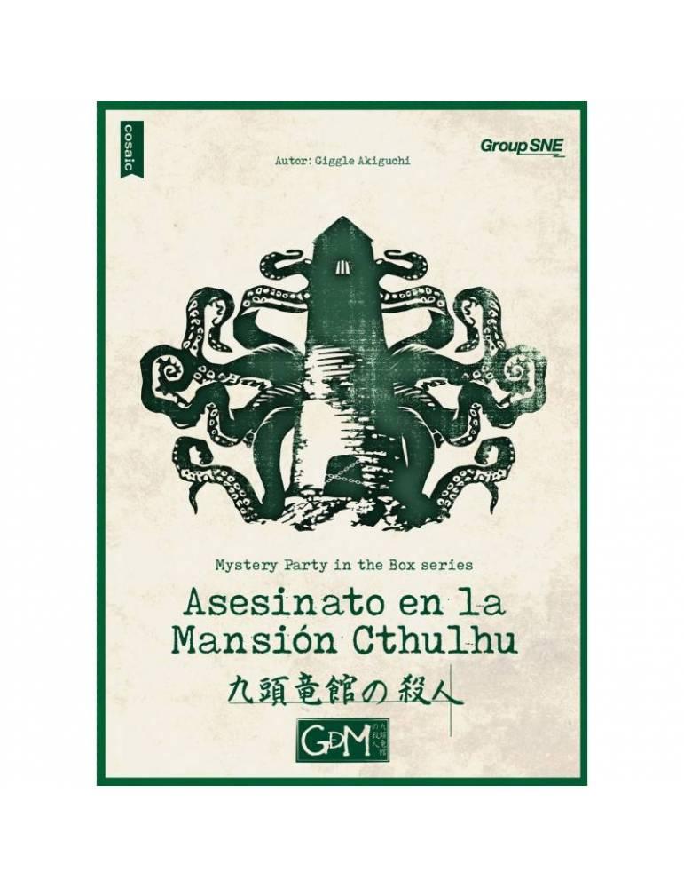 Asesinato en la Mansión Cthulhu
