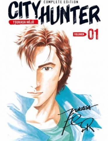 City Hunter 01