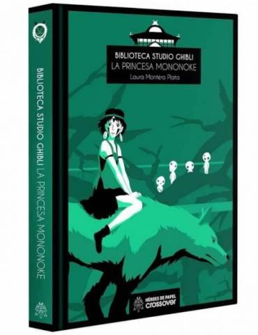 Biblioteca Studio Ghibli 02. La Princesa Mononoke