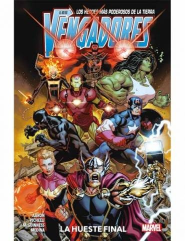 Marvel Premiere. Los Vengadores 1