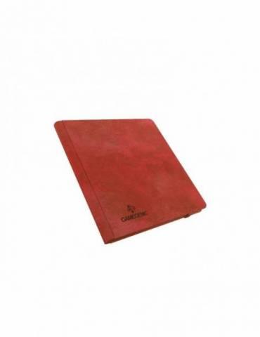 Prime Album 24-Pocket Red