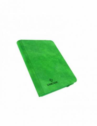 Prime Album 8-Pocket Green