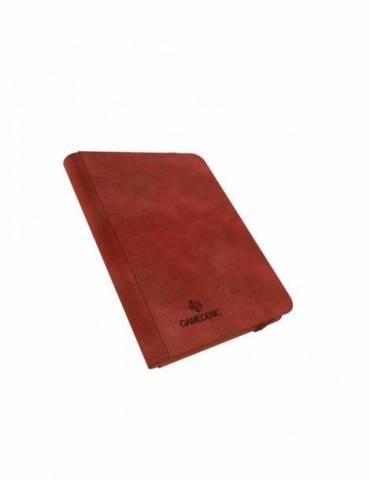 Prime Album 8-Pocket Red