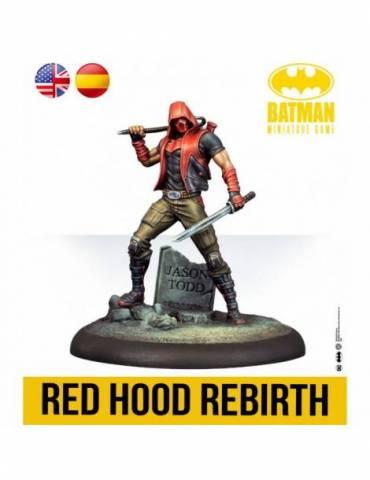 Batman Miniature Game - Red Hood Rebirth: Jason Todd (Multi-Idioma)