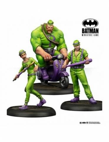 Batman Miniature Game - Riddler Thugs (Inglés)