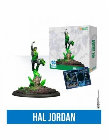 DC Universe Miniature Game - Hal Jordan Brightest Light (Inglés)