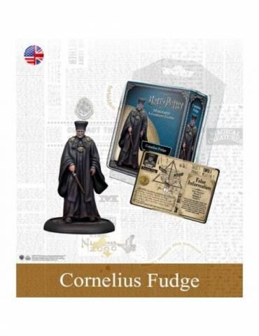 Harry Potter Miniatures Adventure Game - Cornelius Fudge (Inglés)