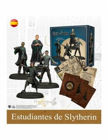 Harry Potter Miniatures Adventure Game - Estudiantes De Slytherin