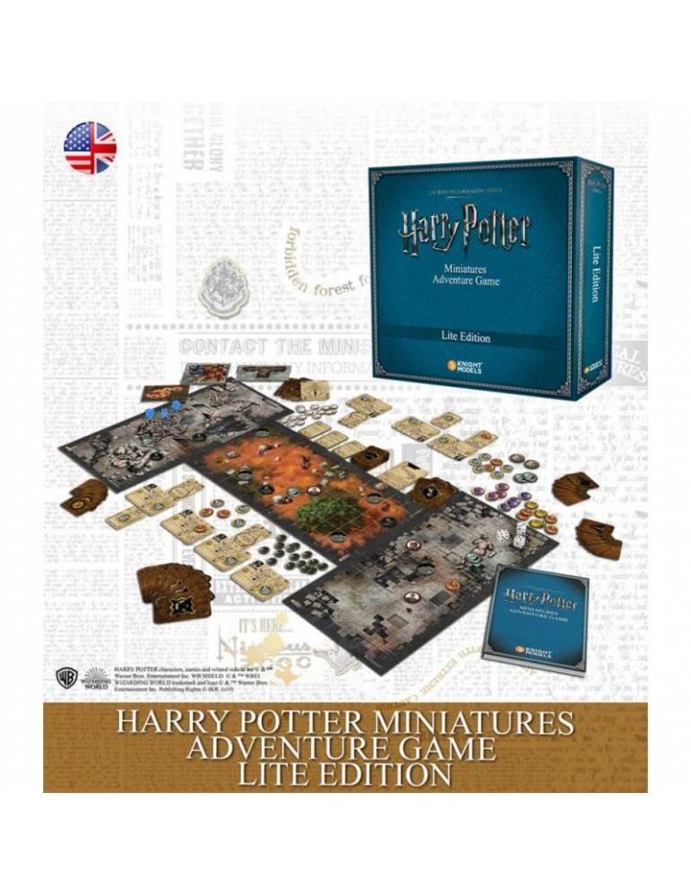 Harry Potter Miniatures Adventure Game: Lite Edition (Inglés)