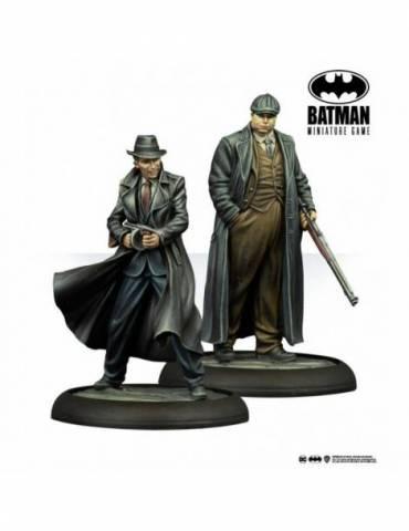 Batman Miniature Game: Two-Face Gangsters (Inglés)